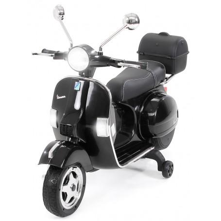 MOTO ELÉCTRICA PARA NIÑOS VESPA PX150 12V
