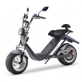 SCOOTER ELÉCTRICA MATRICULABLE ETHOR 2000W/20AH