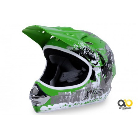 CASCO X-TREME 2016 VERDE