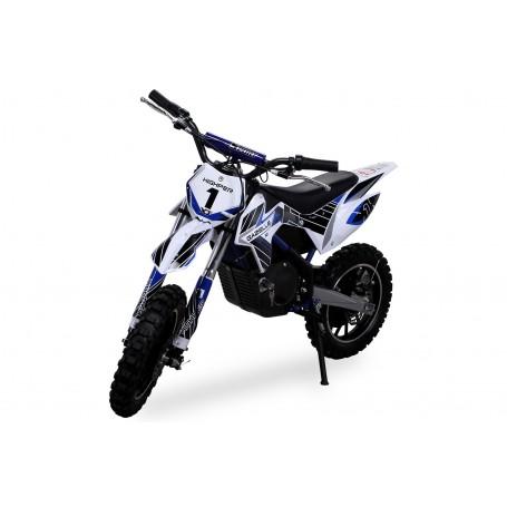 MOTO ELÉCTRICA PARA NIÑOS CROOSBIKE GAZELLE 500 Watt