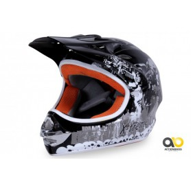 CASCO X-TREME 2016 NEGRO