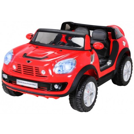 COCHE ELECTRICO MINI BEACHCOMBER XXL 2 PLAZAS 12V RC