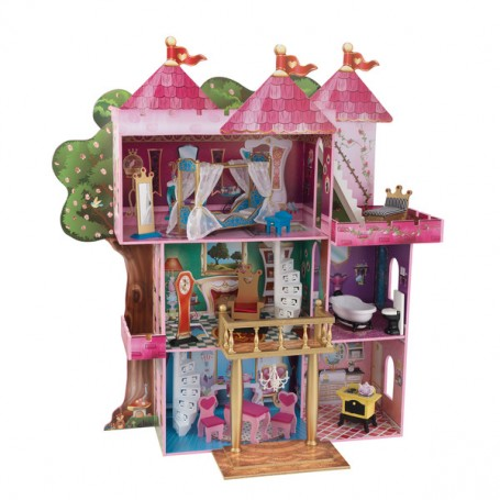 CASITA DE MUÑECAS STORYBOOK MANSION KIDKRAFT