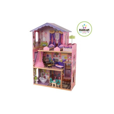 CASITA DE MUÑECAS MY DREAM MANSION KIDKRAFT