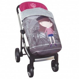 copy of SACO DE SILLA DE PASEO AUTUMN BABYLINE