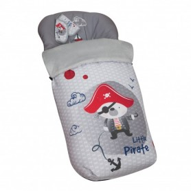 SACO DE SILLA DE PASEO LITTLE PIRATE BABYLINE