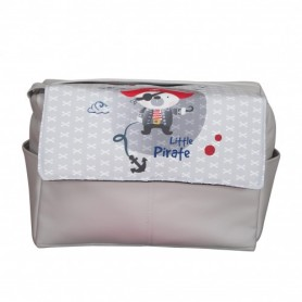 BOLSO DE PASEO BABYLINE SERIE LITTLE PIRATE