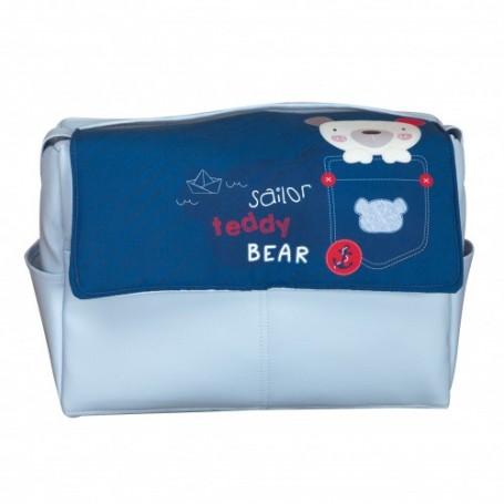 BOLSO DE PASEO BABYLINE SERIE TEDDY BEAR