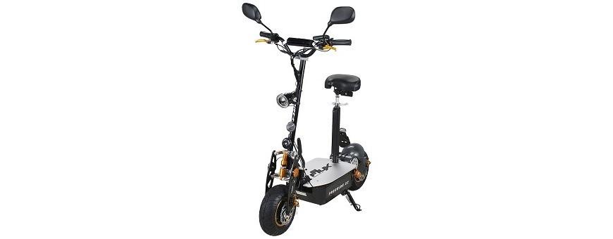 Monopatines, patinetes y scooter con CERTIFICADO COC
