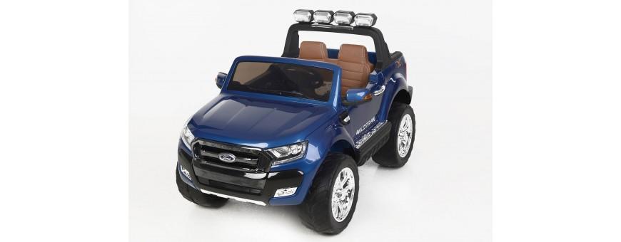Vehículos eléctricos para niños - pequenenes