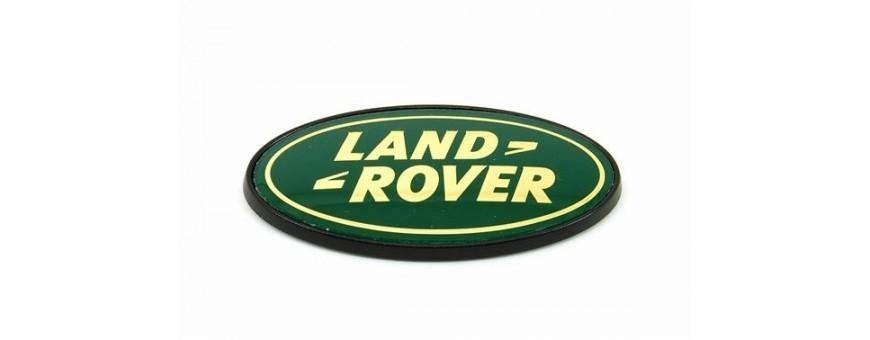Coches electricos para niños Land Rover- pequenenes