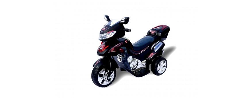 Motos eléctricas para niños 6V - pequenenes