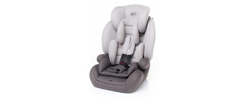 sillas de coche  sin isofix - pequenenes