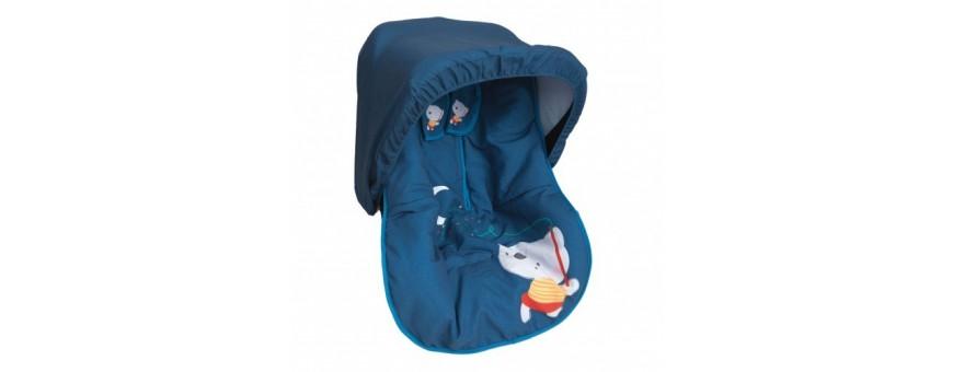 Fundas de silla ligeras para bebés - pequenenes